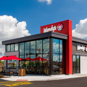 Project - Wendy's - Cemetery Road, Hilliard, OH - Storefront, Curtainwall, Doors - 2015 - Thumbnail
