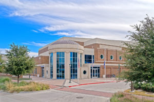 Project - Southern Methodist University – Aquatic Center - Dallas, TX - Curtainwall, Storefront, Entrances - 2017