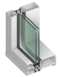 TU24650 Thermal Storefront Therml-Block Framing